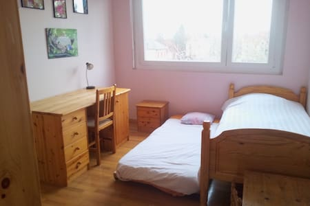 Room - Saint-Louis - Byt