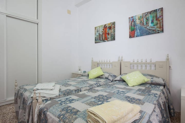 Habitacion Privada 3 camas