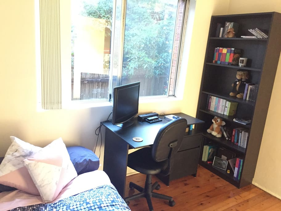 Fully set up home office