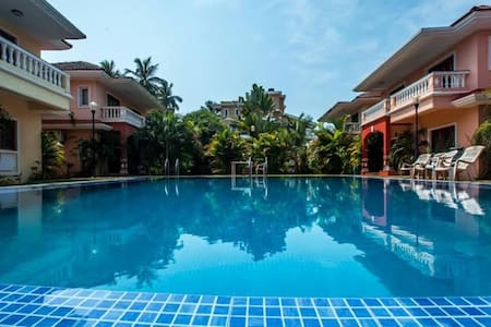 Luxurious 3 BHK Villa in Arpora - Arpora