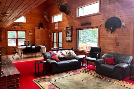 Premier, Secluded Lodge - Great location & privacy