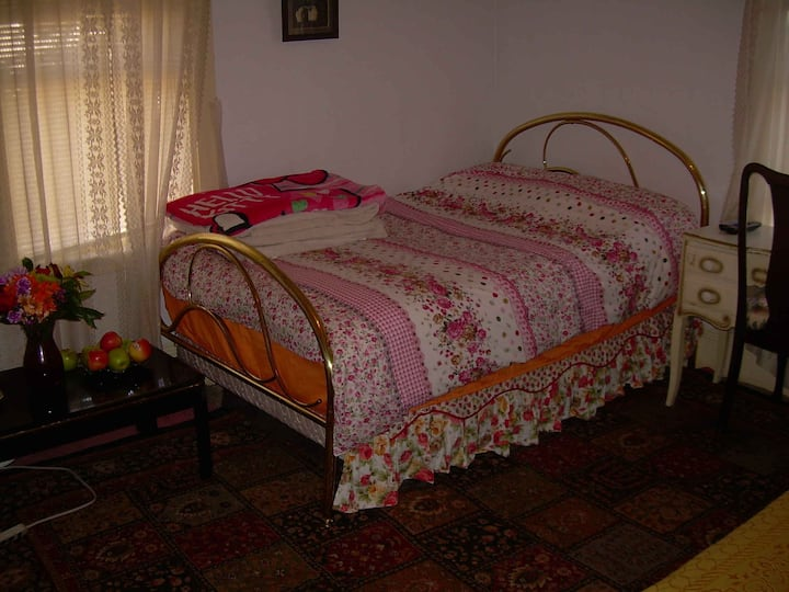 Comfy & Spacious Room Minutes Walk to T