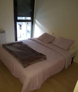 Cozy 1BD with pool, gym and sauna - Madrid