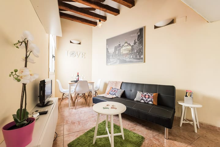 SOL, the best location, breadfast, wifi / 3 beds - Madrid - Apartment