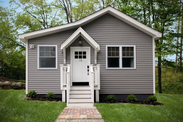 Charming Craftsman Cottage