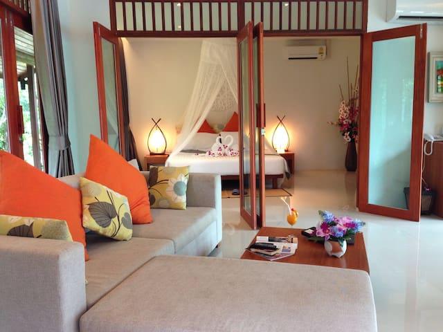 1 Bedroom Private Pool Villa!