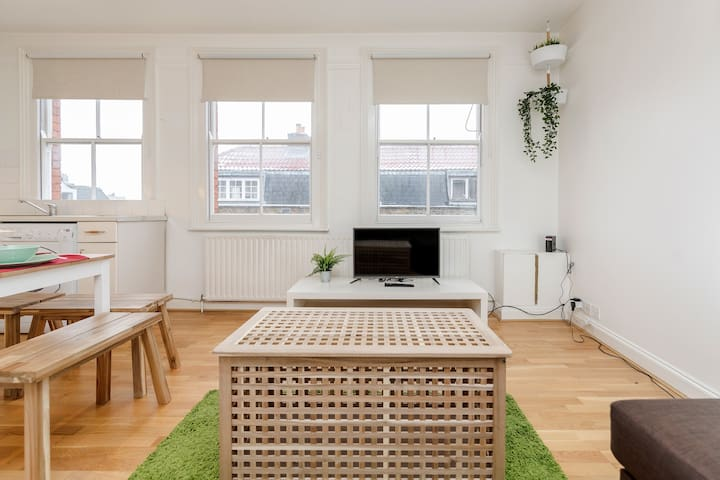 Apartment in Brick Lane next to The TrumanBrewery