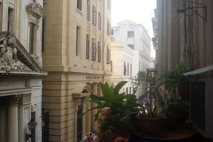 Habitaciones en Centro Habana Vieja