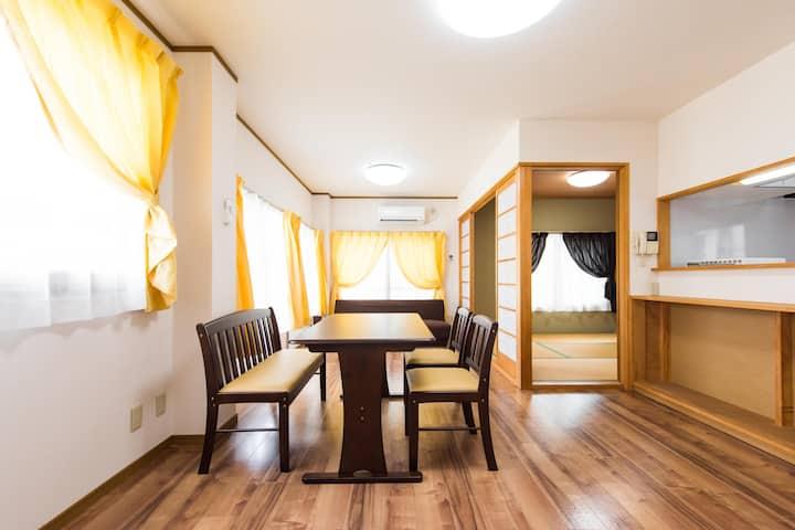 ▼SALE▼close to SKY TREE&ASAKUSA 8ppl w/Tatami room