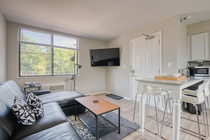 2-Bedroom. Walk to Campus and Main St w/Parking #6