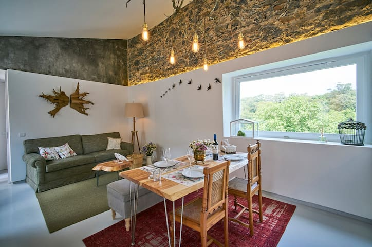Boutique Family Retreat: 2 suites+patio - Sintra - Huis
