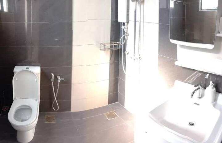 VioMaxs Mahkota 2 Bedrooms/WIFI/ 14th Floor