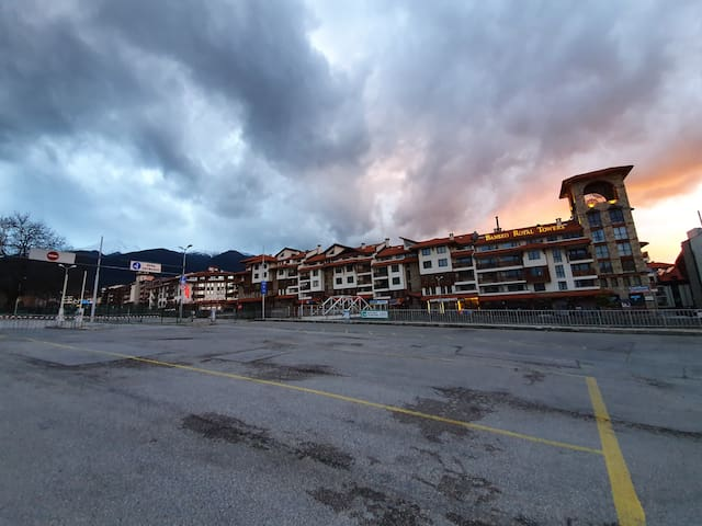 Bansko Royal Towers Apartment 226