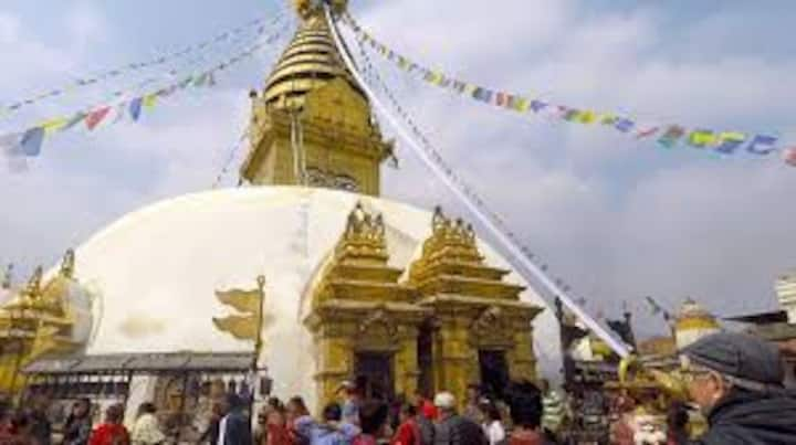 Swayambhu nath and thamel is so near from here.