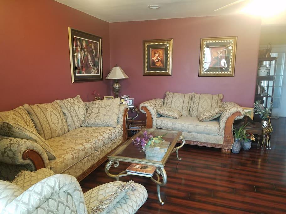 Common Area/ Sitting Sofa