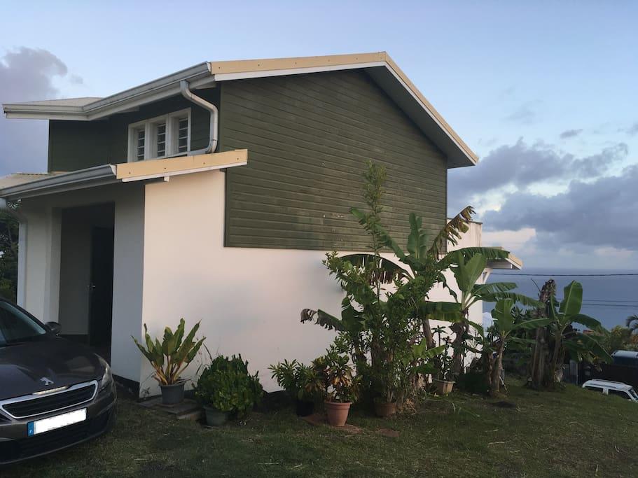 Jolie villa d'architecte