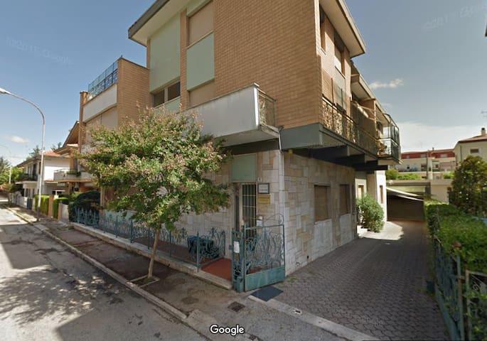 Appartamento per vacanze estive a Giulianova - Giulianova - Huoneisto