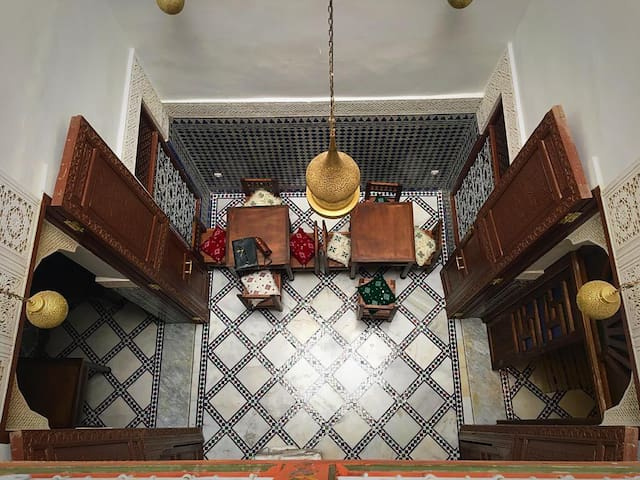 Cozy room for two in Riad Dar Rumi