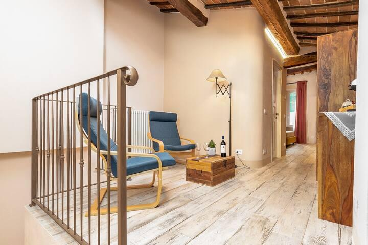 A due passi da Piazza Grande Very luxury suite