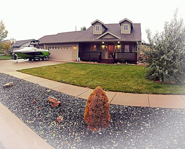 Perfect Centrally Located Home to the Black Hills