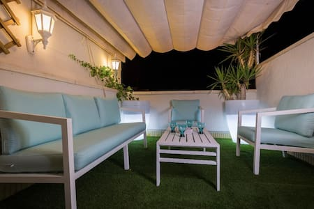 Atico Chill out playa y piscina Campello