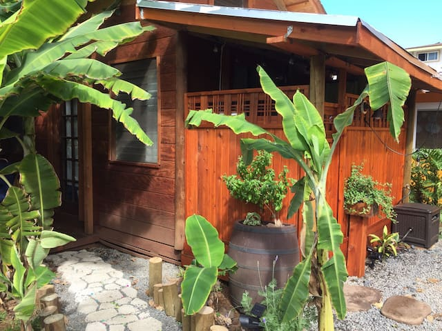 Tiny House Cabin by Da Sea - Waialua - Guesthouse
