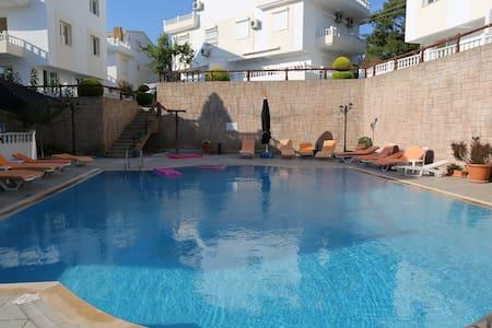 Penthouse / duplex lejlighed i Özdere - Menderes