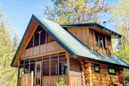 Wild Rose Cabin ~ 10 min from xcountry ski trails!