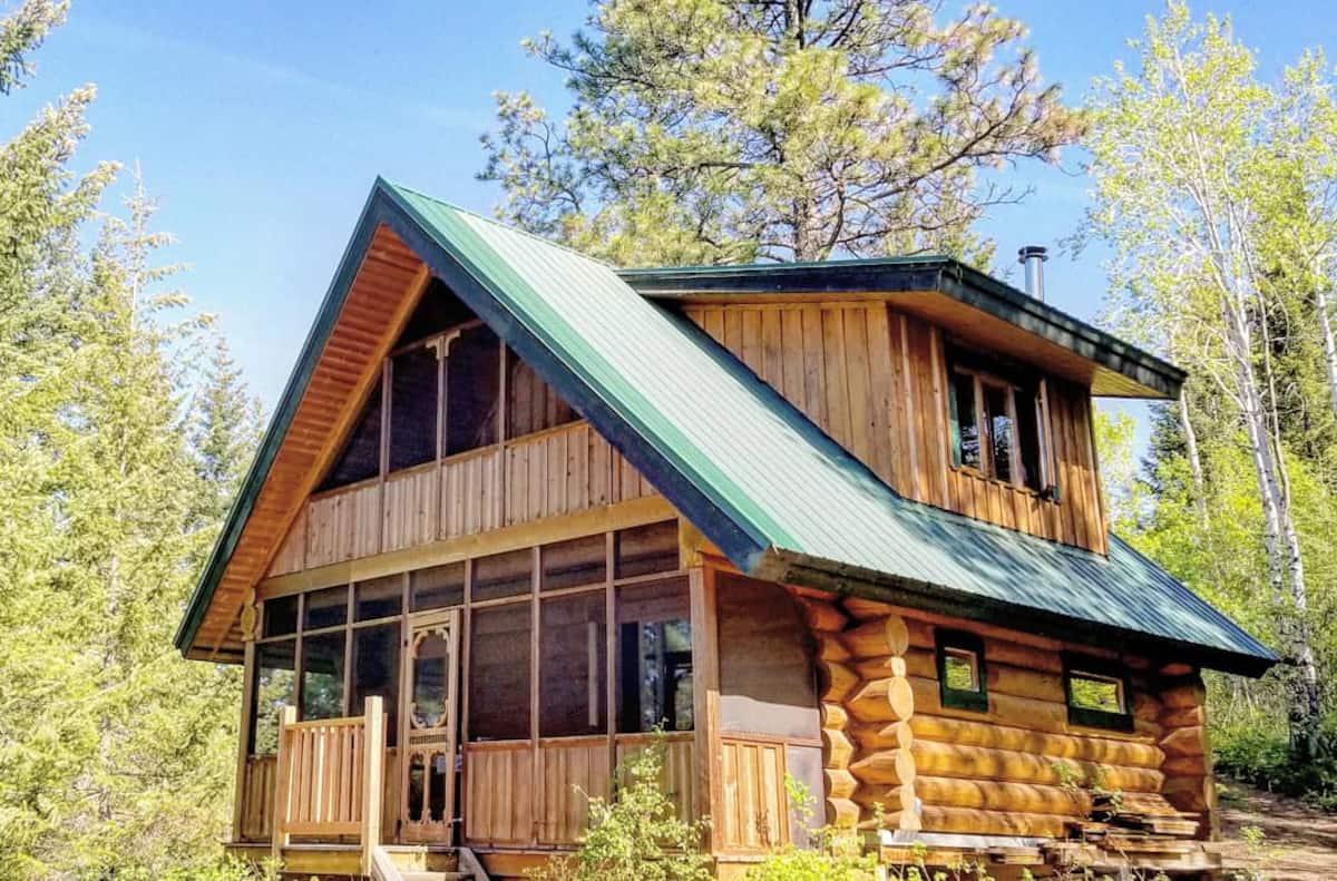 okanagan cabin rental bc
