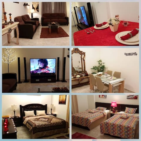 Luxurious Furnished apartment ! - Masqat, Muscat Governorate, Oman - Apartment