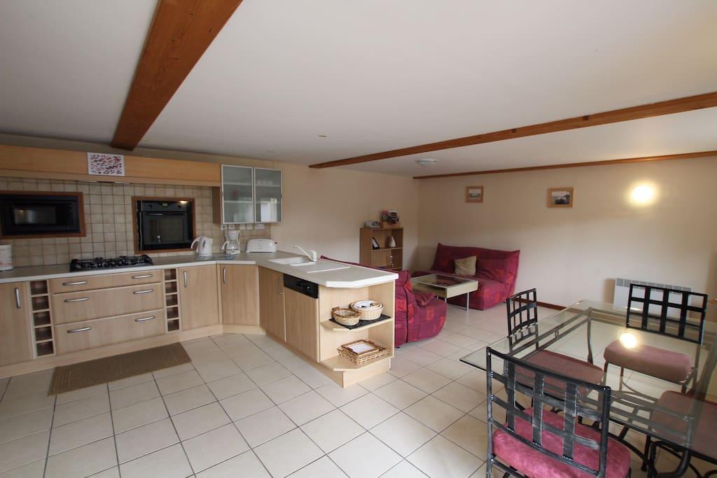 Ground Floor (Kitchen)