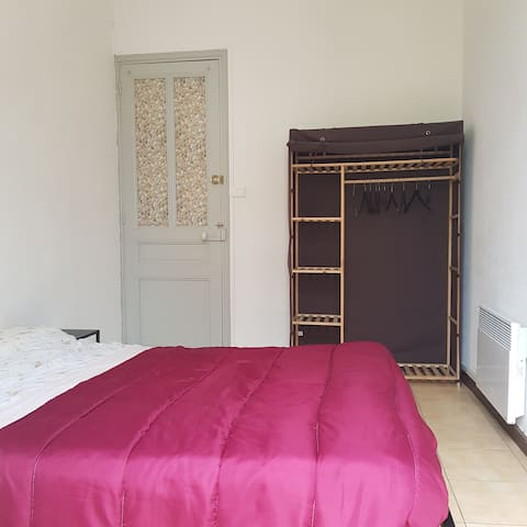 Chambre privée emplacement ideal