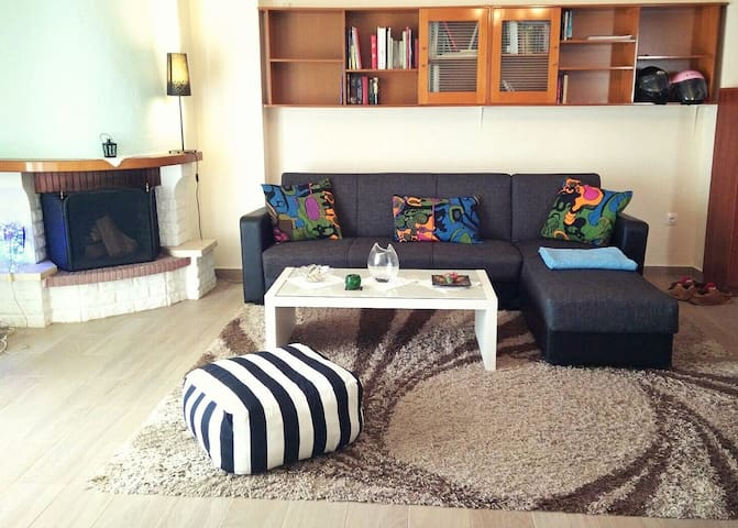 BIG CENTRAL MODERN FLAT! - Thessaloniki