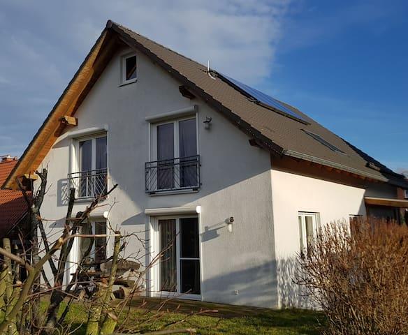 Wohnen mit schöner Aussicht in ruhiger Wohnlage