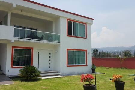 Xochimilco hermosa Suite PLANTA BAJA