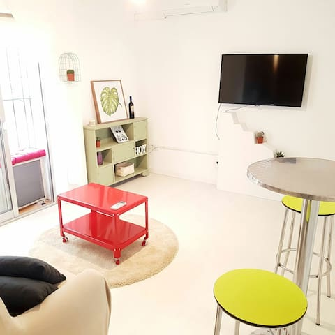 Calm and newly renovated, perfect for couples!! - Sevilla - Apartment
