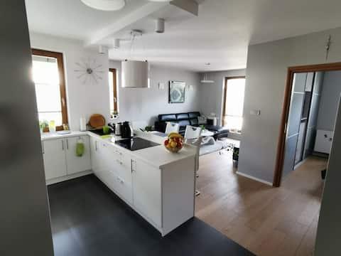Kamienice Wandy Apartmanı/4 kişilik özel otopark