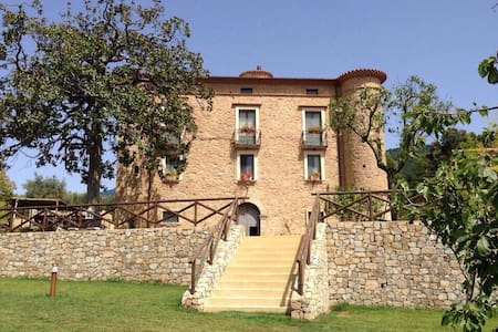 17thCentury Country Castle in the heart of Cilento - Ceraso - 独立屋