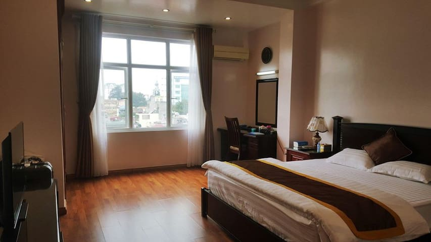 Aparthotel in central Hai Phong