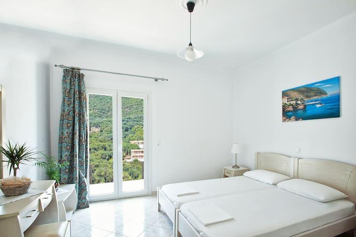 terra petra - Parga - Apartment