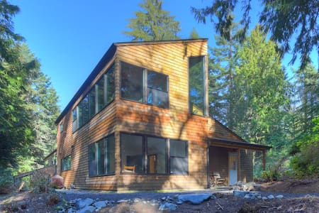 The Cedar Tree House on Bainbridge Island - Bainbridge Island - Dom