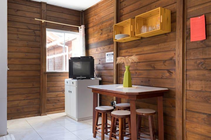 Casa Praia dos Ingleses/Florianópolis Wi-Fi e AC