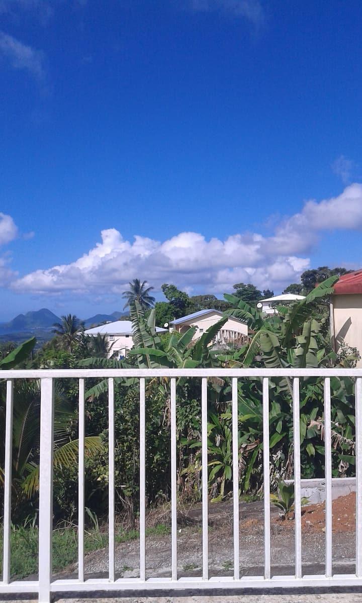 Le Sohana sud de la Martinique