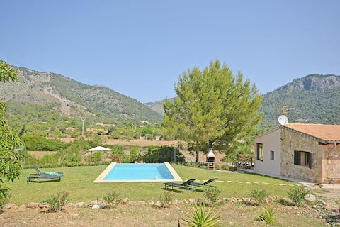 PEPE'S COTTAGE - Country house with swimming pool and views in Moscari