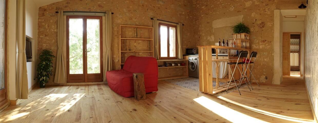 Argelliers appartement rénové