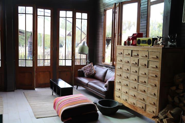 Casa Granja - Huelquen - Alojamiento vacacional