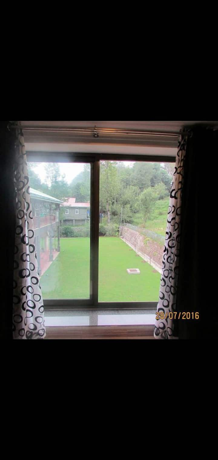Garden View Rooms