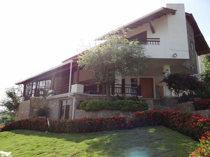Villa en El Morro. A 40 minutos de Cartagena.