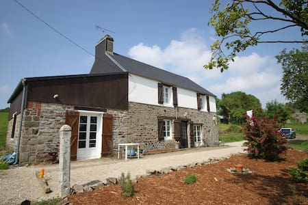 Cosy rural cottage, large garden - Landelles-et-Coupigny - Dom