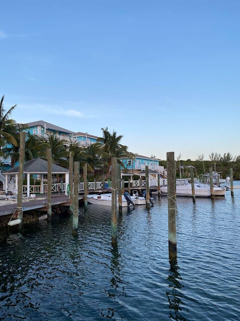 Blue Cove Marina - 3 bed/2bath Harbour Front